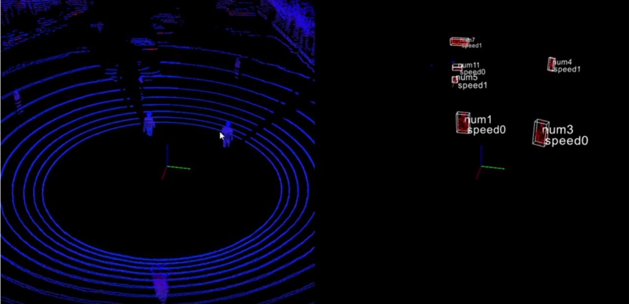 基于3D激光雷达的运动目标检测与追踪系统设计与实现【使用PCL】